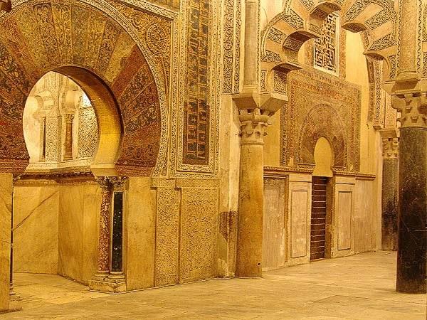 Arte califal Mdezquita cor.
