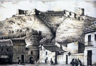 malaga fortificada